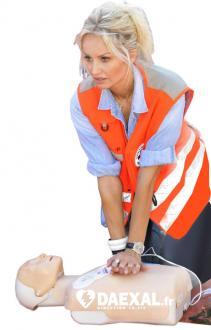 AED Trainer 2 G2005 D�fibrillateur p�dagogique