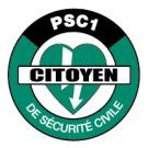 Autocollant PSC1