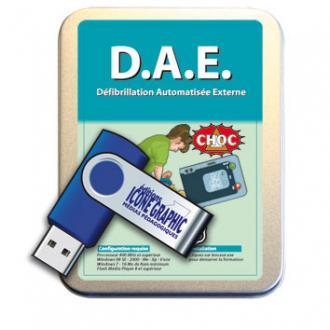 Clé USB D.A.E.