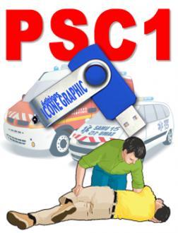CLE USB POUR FORMATION PSC1