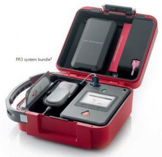 Défibrillateur HeartStart FR3 Philips