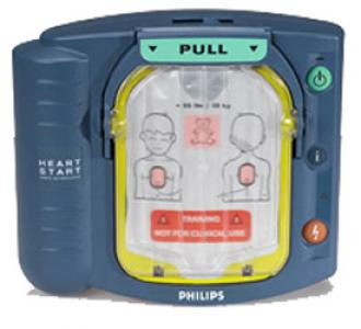 Electrodes de formation Enfants HS1 PHILIPS LAERDAL