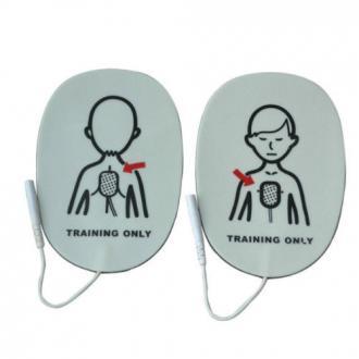 Electrodes enfant pour DAE de Formation XAL et TRAINER 1