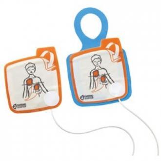 Electrodes enfant pour Powerheart G5 Trainer