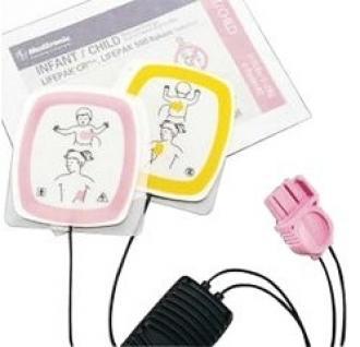 Electrodes Pédiatriques Lifepak CR +