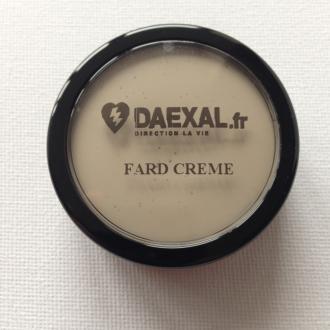 Fard créme couleur Pâleur - Godet de 17ml