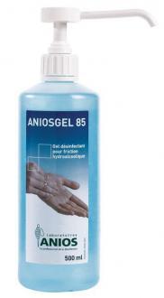 Gel Hydroalcoolique avec pompe Aniosgel