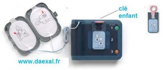 DEFIBRILLATEUR HeartStart FRx Philips