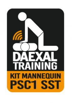KIT 3 MANNEQUINS + DEFIBRILLATEUR FORMATION SST / PSC1