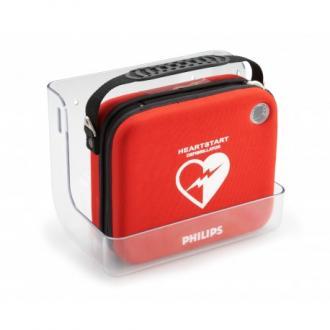 Kit défibrillateur HS1 + housse + support mural + signalétique