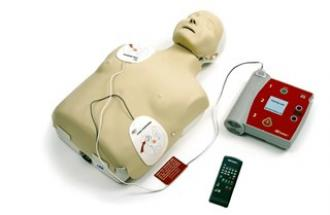 Kit formation Little Anne + AED TRainer2