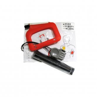 Kit électrodes et batterie Lifepak Cr Plus Physio Control 1 Paire d