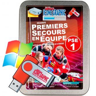 LA CLÉ USB FORMATEUR PSE1