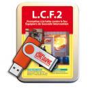 LA CLE USB L.C.F 2 - EQUIPIERS DE SECONDE INTERVENTION