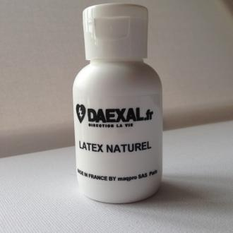 Latex naturel liquide - Flacon de 60ml