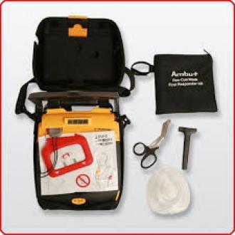 LifePak Cr Plus Entièrement Automatique Medtronic Physio Control