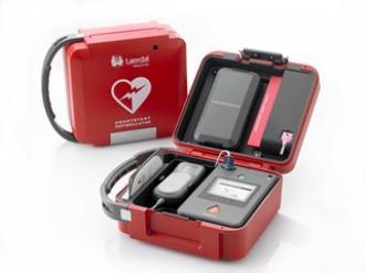 Mallette rigide pour défibrillateur FR3