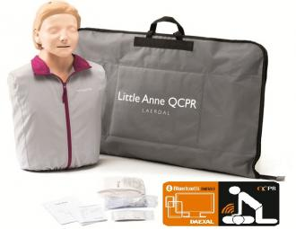 Mannequin de formation LITTLE ANNE QCPR
