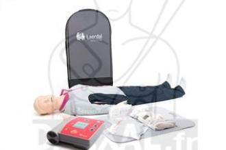 Mannequin Resusci Anne First Aid DAE Corps entier