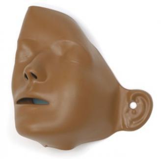 Masques de visage Little Anne Noire (x6)