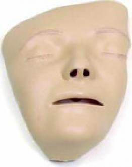 Masques de visage pour Little ou Resusci Anne (x6)
