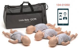 PACK DE 4 LITTLE BABY QCPR