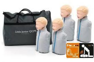 Pack de 4 mannequins d