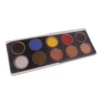Palette de maquillage-Formation PSC1/SST