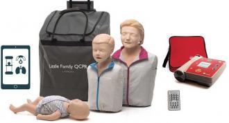 PROMOTION Pack 3 Mannequins + défibrillateur de formation