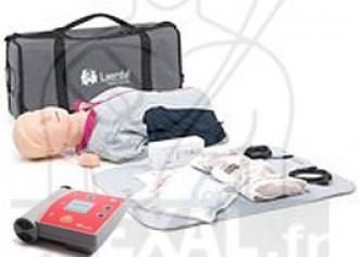Resusci Anne First Aid Torse et défibrillateur