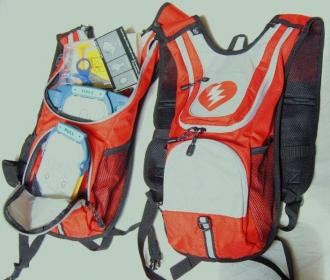 KIT SAC A DOS DEFIBRILLATEUR HS1 PHILIPS