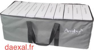 SAC DE TRANSPORT POUR 10 x AMBUMAN SCHOOL