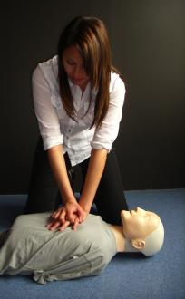 Telecommande AED Trainer 2