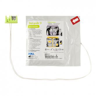 ZOLL STAT PADZ II ÉLECTRODES pour AED Plus et AED Pro